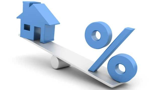 House and % image | Mortgage Broker